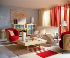色彩之家 - 客厅