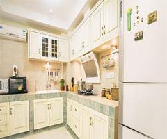 美式风格家 - 厨房