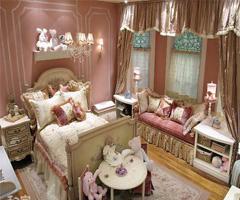 暖暖卧室设计
