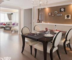 美式新古典居  餐厅