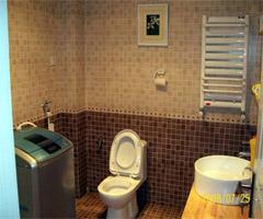 超浪漫的家 - 卫生间