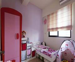 明亮温馨的住家 - 儿童房设计