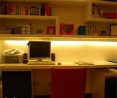 温馨书房设计