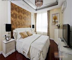 品味新古典主义欧式人家 - 卧室