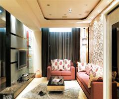 美观与实用兼具的现代家 - 客厅