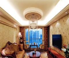 尊贵气派 新古典主义 - 客厅