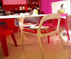 意大利的艳丽色彩之旅(图) - 餐厅