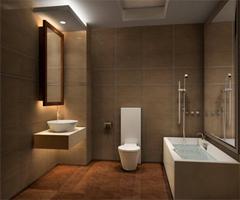 让您感受家的方寸之美 - 卫生间