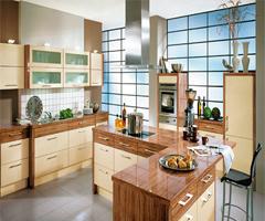 完美橱柜设计 打造厨房魔幻空间