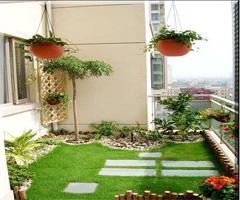 最IN的阳台风景线 让你的家居更靓丽 - 阳台