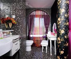哥特式华丽风格家 - 卫生间