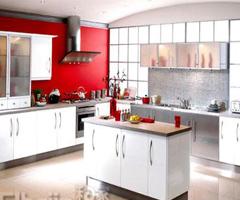 经典欧式风格橱柜欣赏 - 厨房