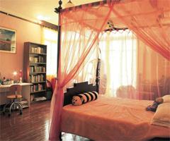精心设计的豪宅卧室