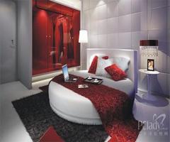 华丽推出新中式情怀样板房 - 卧室