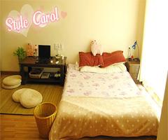 简洁的经济适用房装修风格 - 卧室