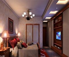 新古典卧室装修 - 卧室