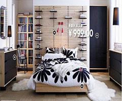 超强混搭不断迸发新鲜灵感 - 卧室