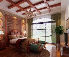 泰式风格的家 享受不一样的浪漫 - 卧室