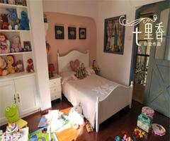 古典田园风格复式居 - 儿童房设计