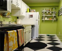 温馨可爱小居 - 厨房