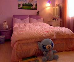 甜蜜爱巢- 卧室