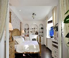 地中海+田园+奢华完美变身 - 卧室