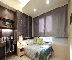大气感简约现代时尚居 - 卧室