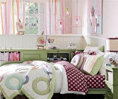 为家装点小资柔情 - 卧室