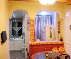 温馨餐厅简约风格小户型