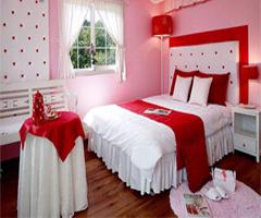 韩国公主房 - 卧室