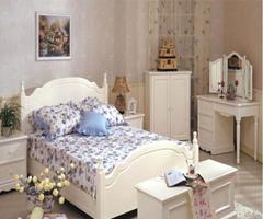 给你充满田园味的卧室浪漫 - 卧室