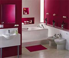 经典卫浴间 - 卫生间