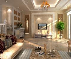 享受不一样的欧式雅居 - 客厅