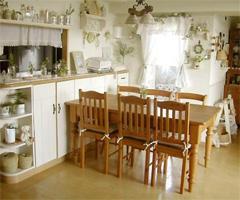 异域风格别有情趣 看看日本家庭怎么来搞装修 - 餐厅