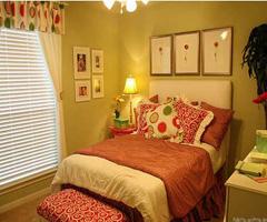 时尚浪漫风格卧室 - 卧室