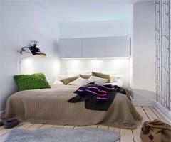 北欧风格居 缤纷色彩带来春日活力 - 卧室