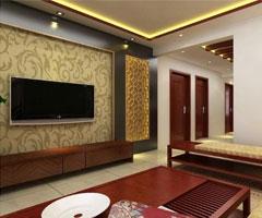紫欣园客厅装修