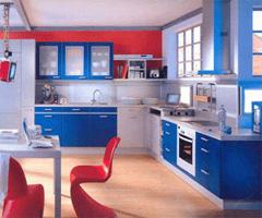 现代简约尽显时尚气息 - 厨房