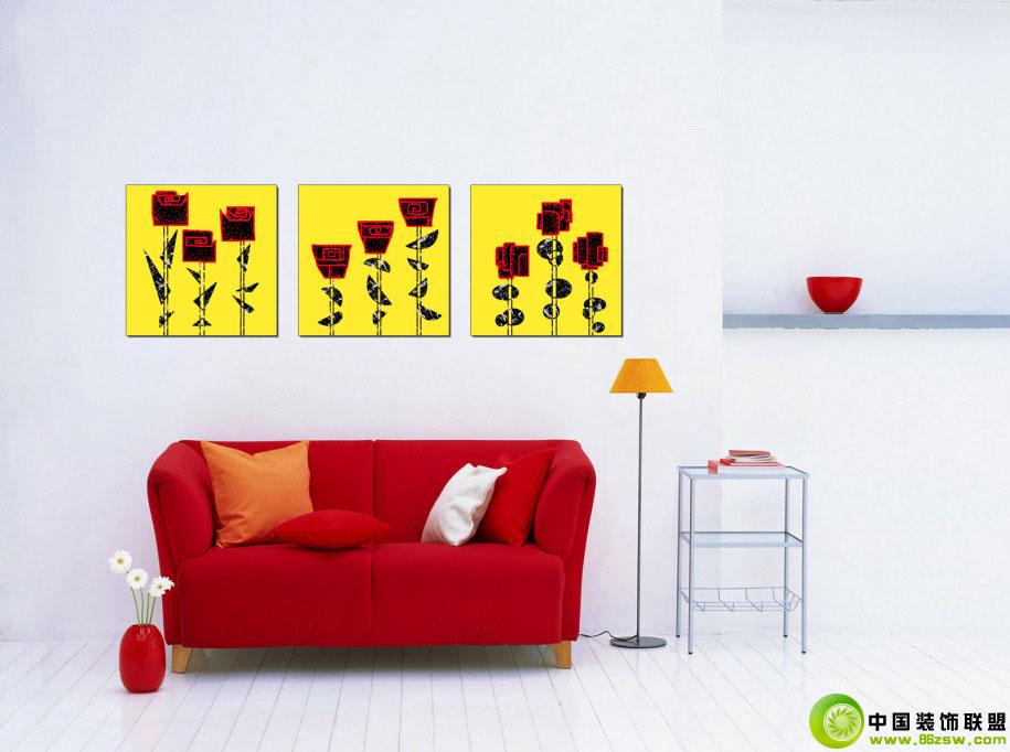 多样化家居装饰客厅装修图片