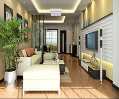 简约风格客厅设计 - 客厅