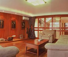 让中式风格青睐起来 - 客厅