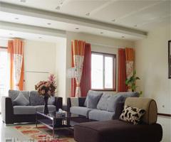 一户人家一种户型的三种风格 - 客厅