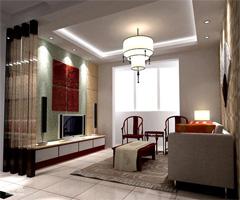 现代简约中式风格 - 客厅