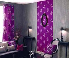 装饰温馨美丽的家 - 客厅