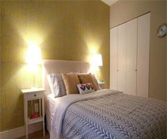时尚温馨的小家 - 卧室