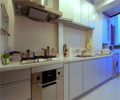 秋水云庐--淡淡的温馨 - 厨房