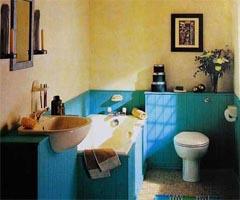 家居风水事业步步高升 - 卫生间