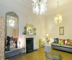 伦敦公寓 教你打造不一样的奢华格调 - 客厅