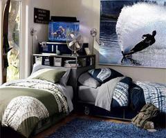让家居舒适时尚 - 卧室