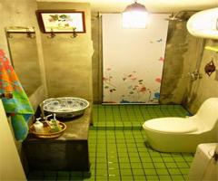 时尚温馨家 - 卫生间